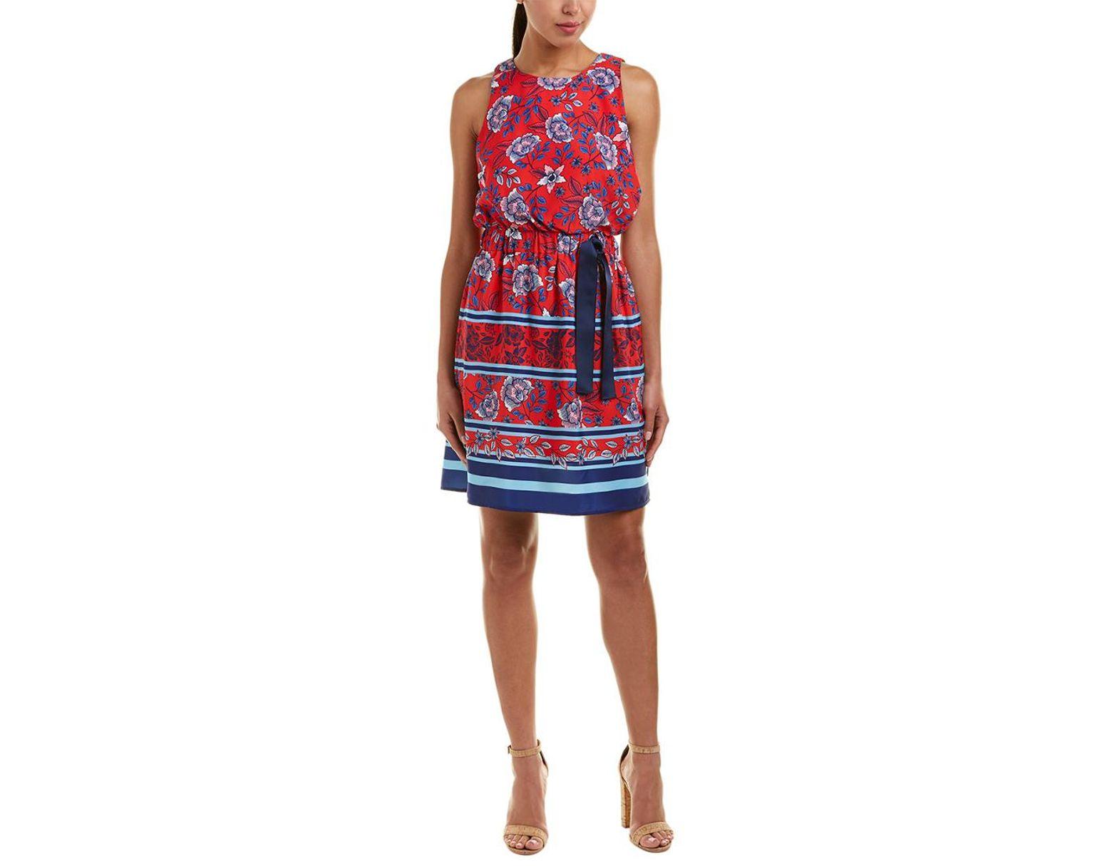 930a8b0cb48d Eliza J A-line Dress in Red - Save 70% - Lyst