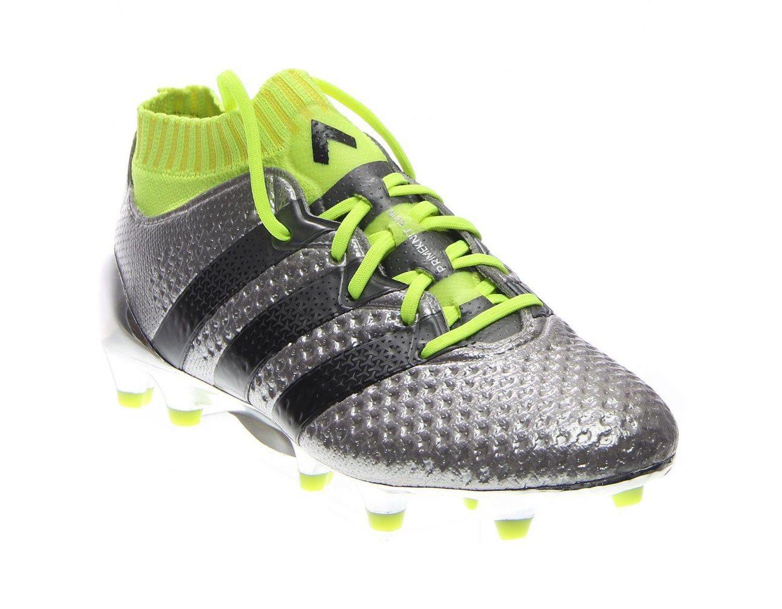 sports shoes 1516f a8274 Men's Metallic Ace 16.1 Primeknit Fg J
