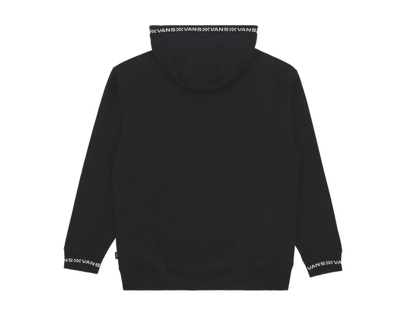 5a49852849 Vans Circle V Hooded Sweatshirt in Black for Men - Lyst