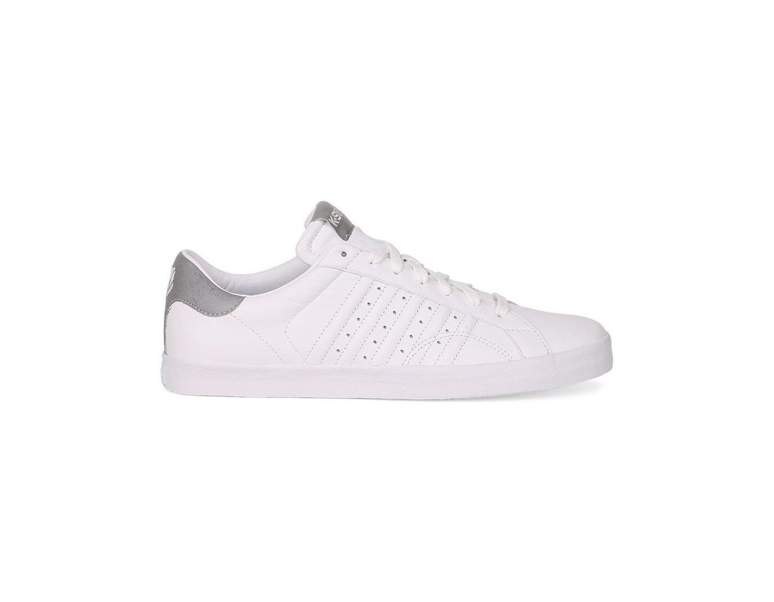 K swiss Belmont P Men's Shoes (trainers) In White in White