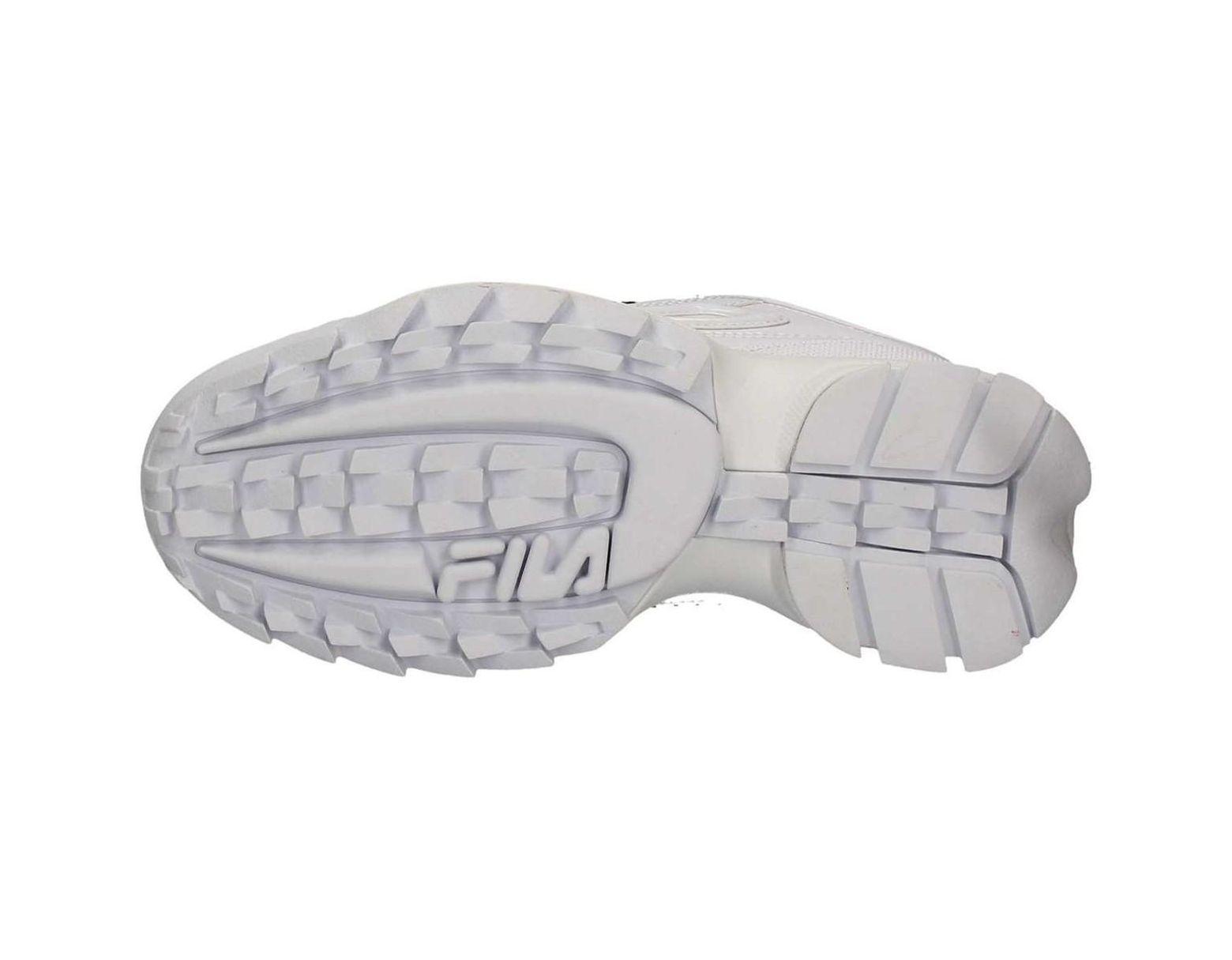 1010608 Chaussures Blanc Femmes En Lyst Coloris Fila 1fg OXTZkiuP