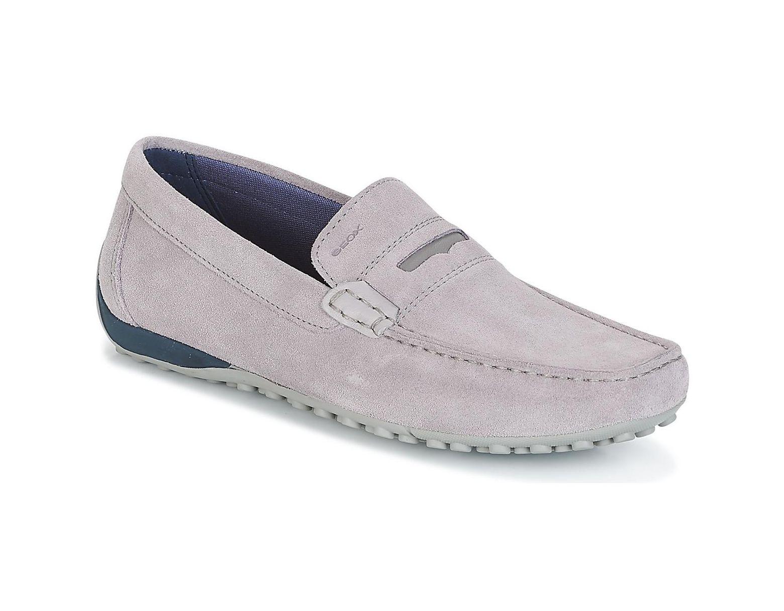 chaussures geox pour conduite automobile
