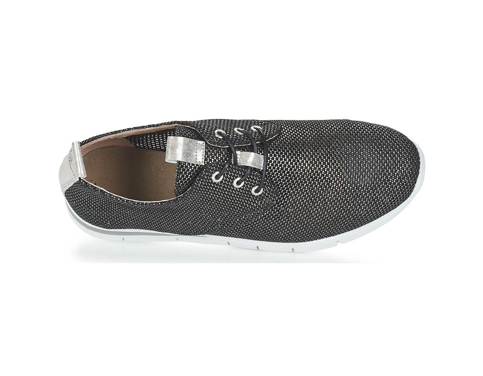 f3c24ae982b27 Hispanitas Dedounoir Women's Shoes (trainers) In Black in Black - Lyst