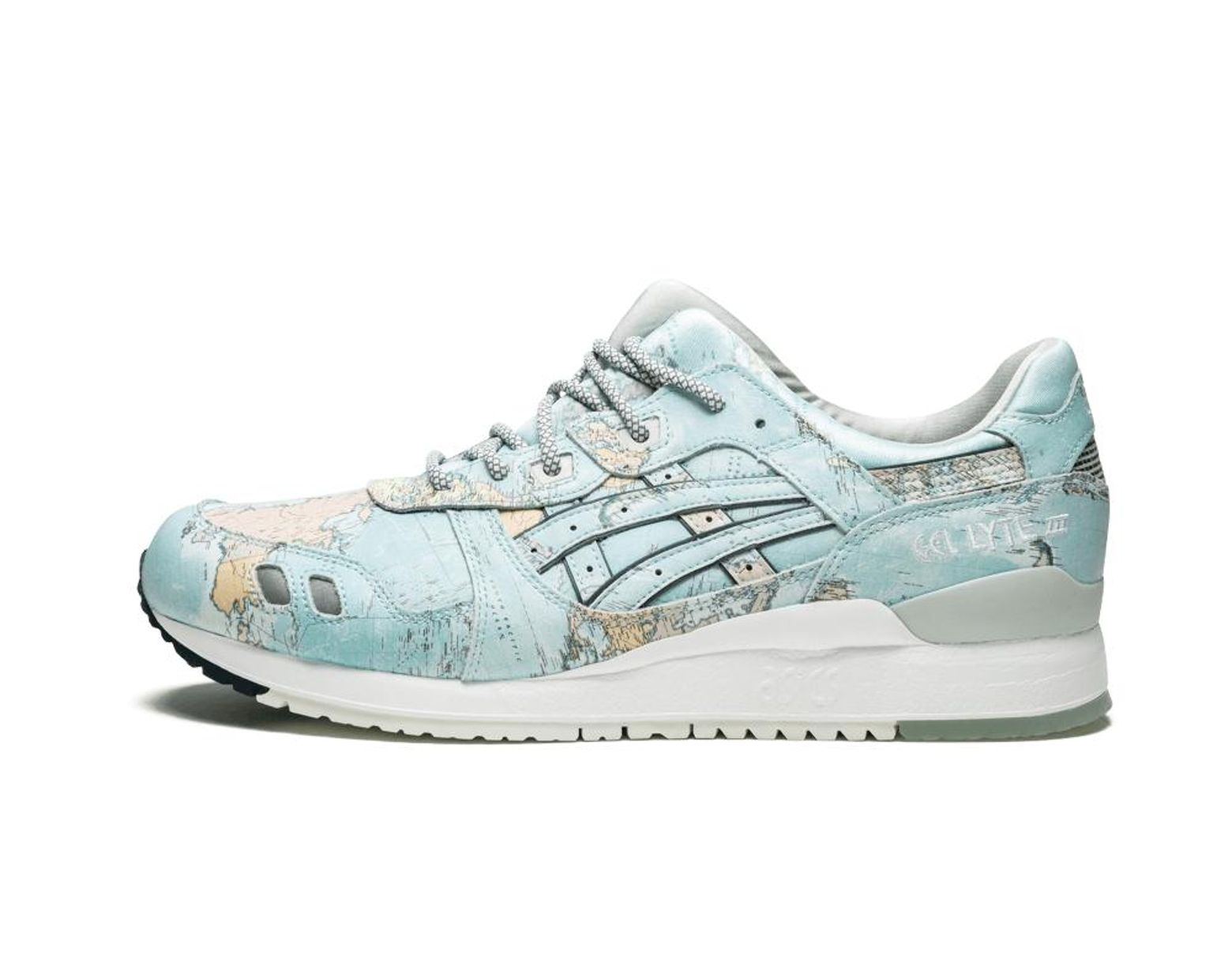 a262d85c Lyst - Asics Gel Lyte Iii in Blue for Men - Save 47%