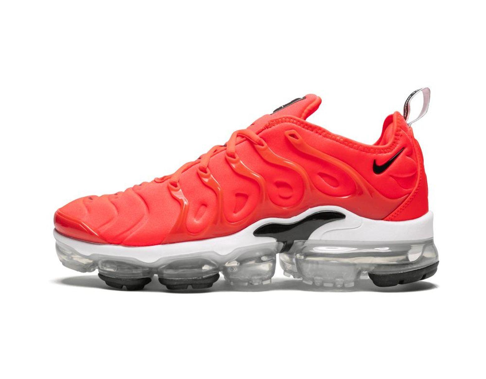 online store daa3d 940f7 Men's Red Air Vapormax Plus '