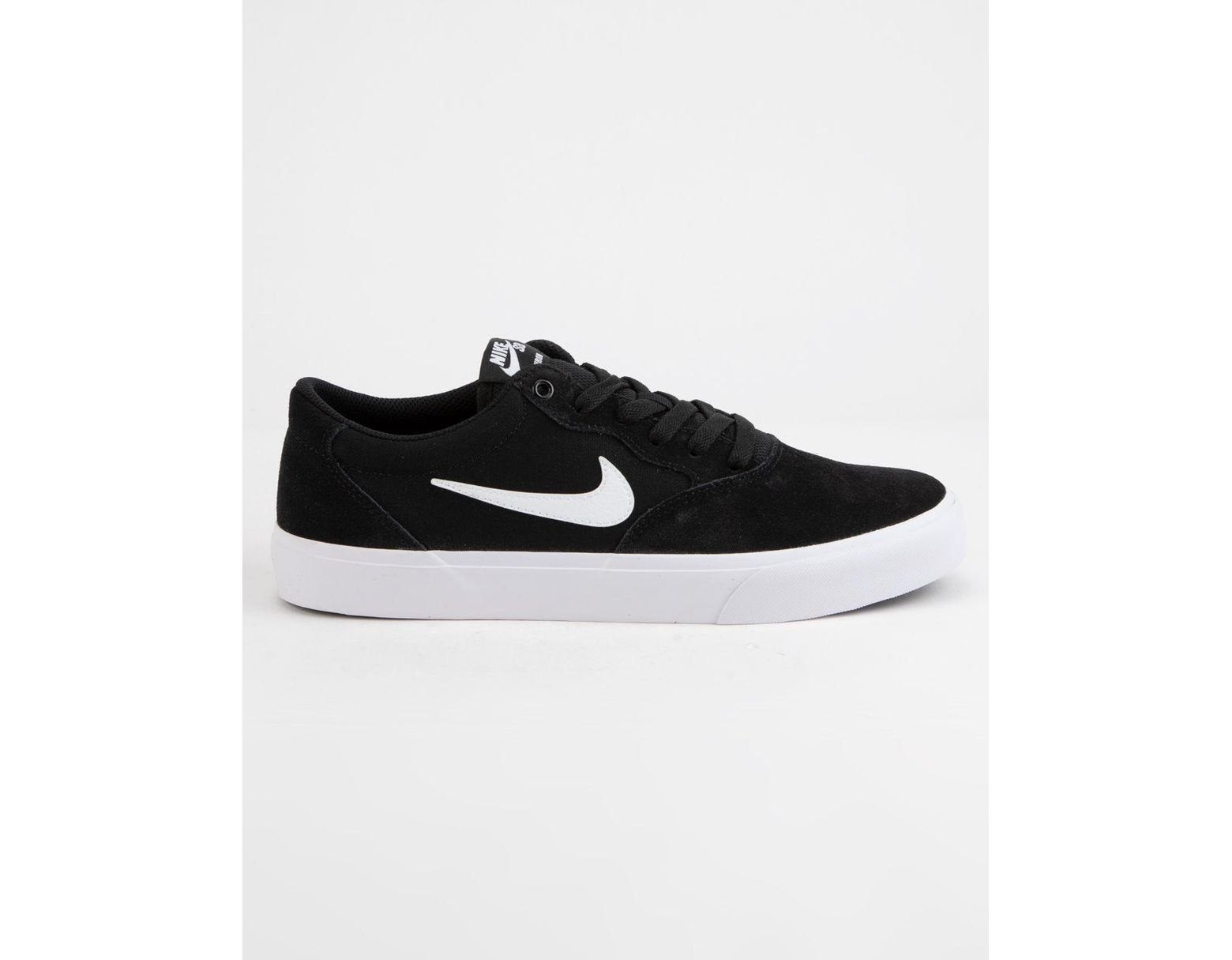 new products 9345a 2f3aa Nike. Men s Black Chron Slr Shoes