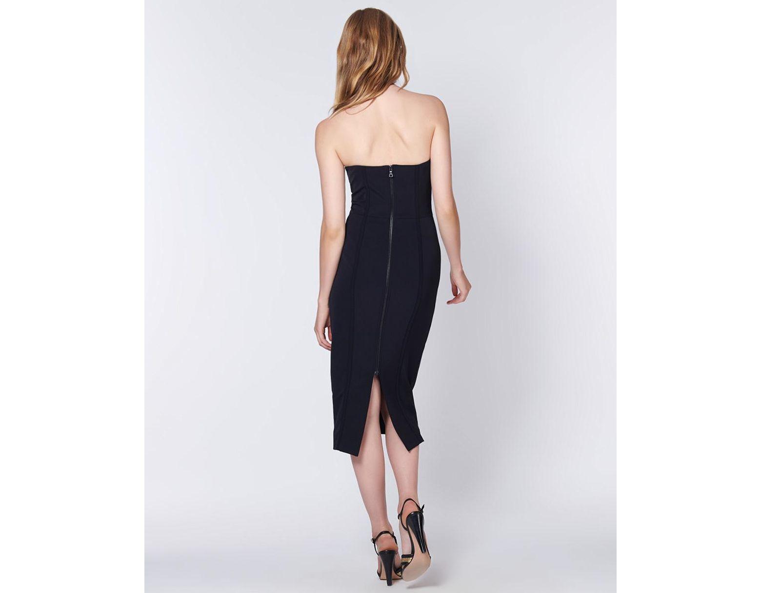 104c04d13d3 Lyst - Veronica Beard Maui Dress in Black