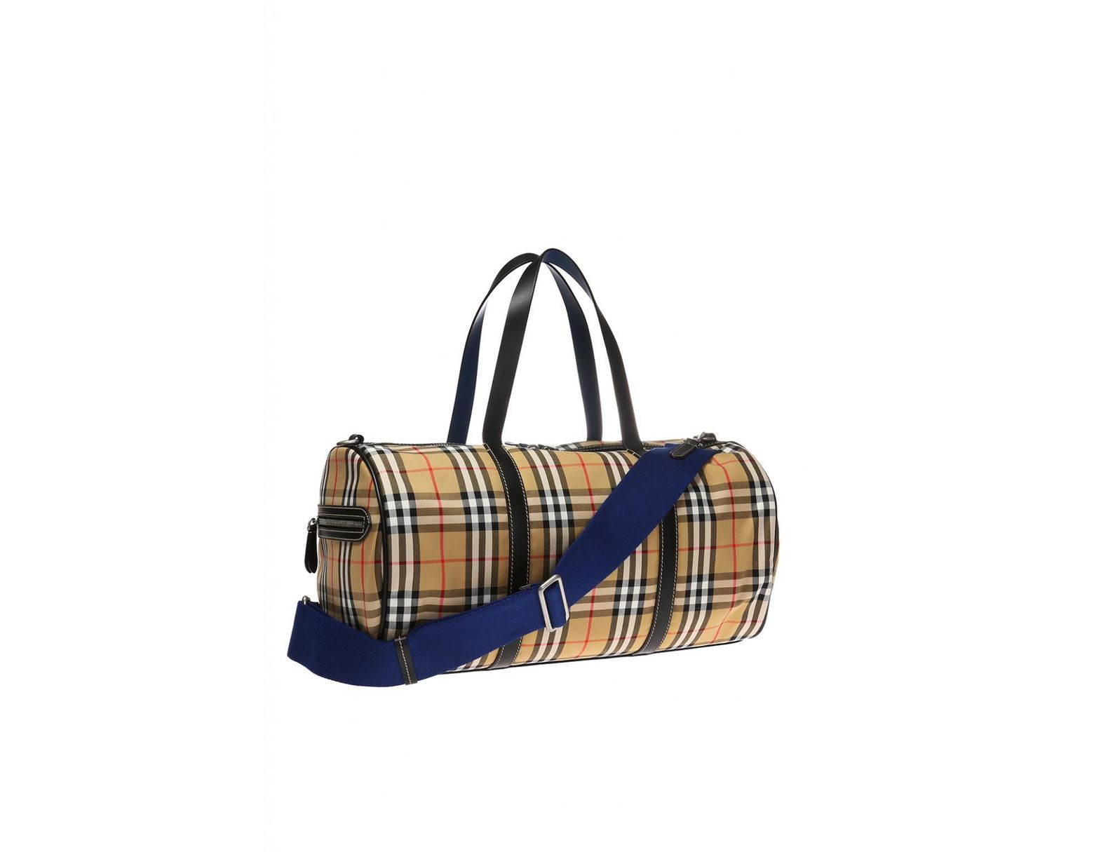 3496cd59c1 Burberry 'kennedy' Holdall in Brown for Men - Lyst