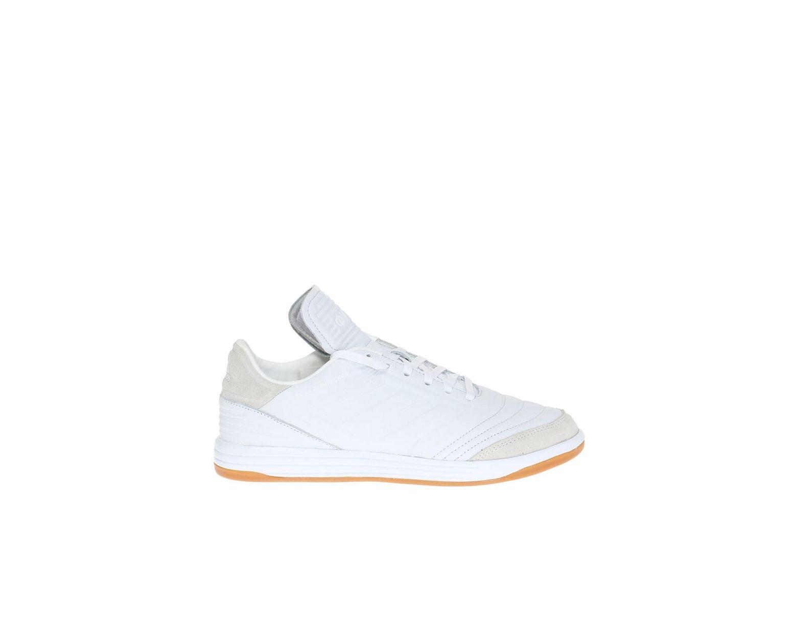 Men's White X Adidas