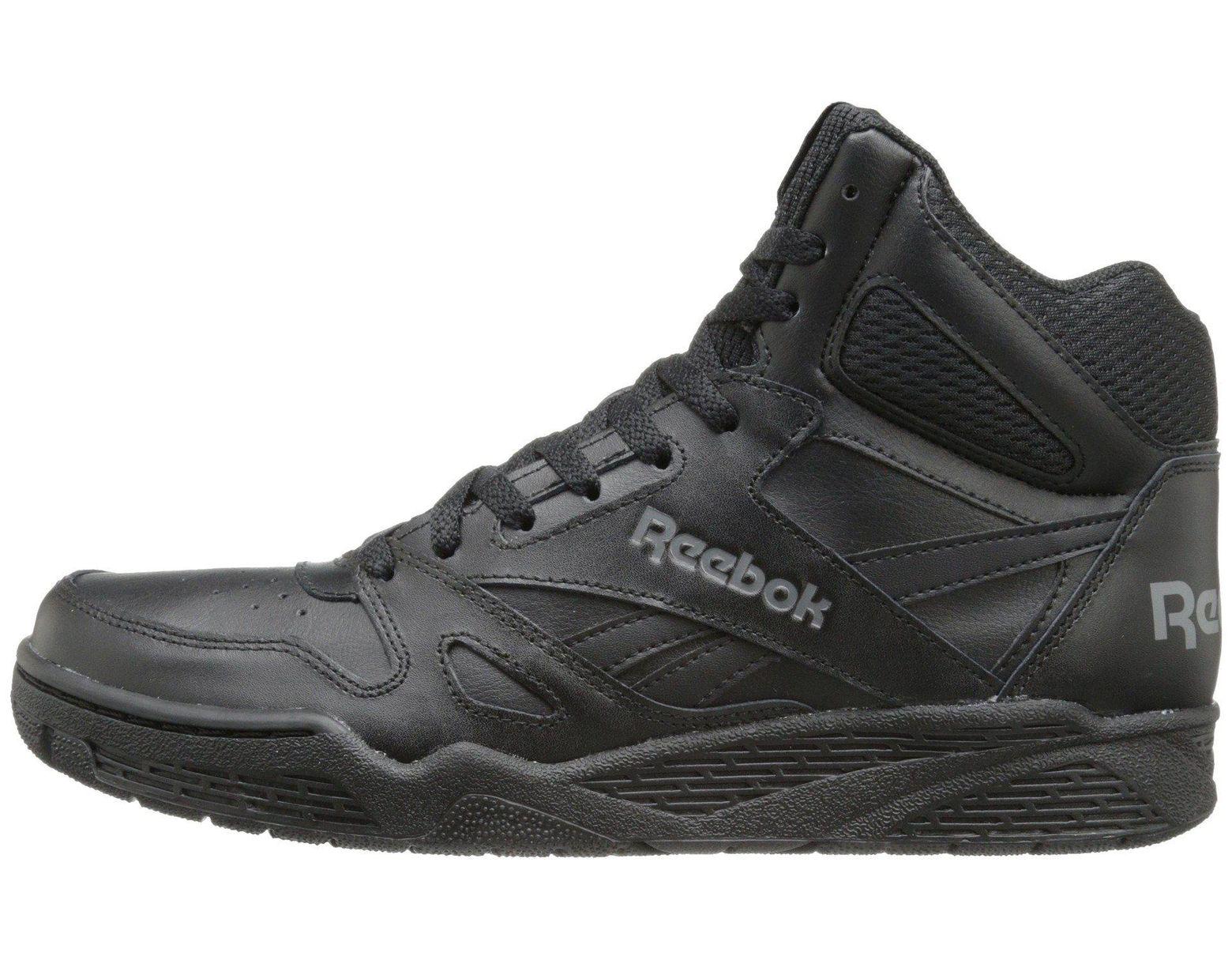 0e9f7dc3a7e Lyst - Reebok Royal Bb4500 Hi (black shark) Men s Basketball Shoes in Black  for Men - Save 28%