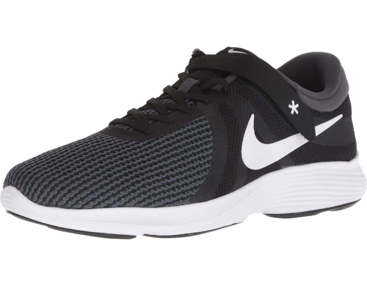 8e9bfab5582c6 Nike Revolution 4 Flyease in Black for Men - Save 25% - Lyst