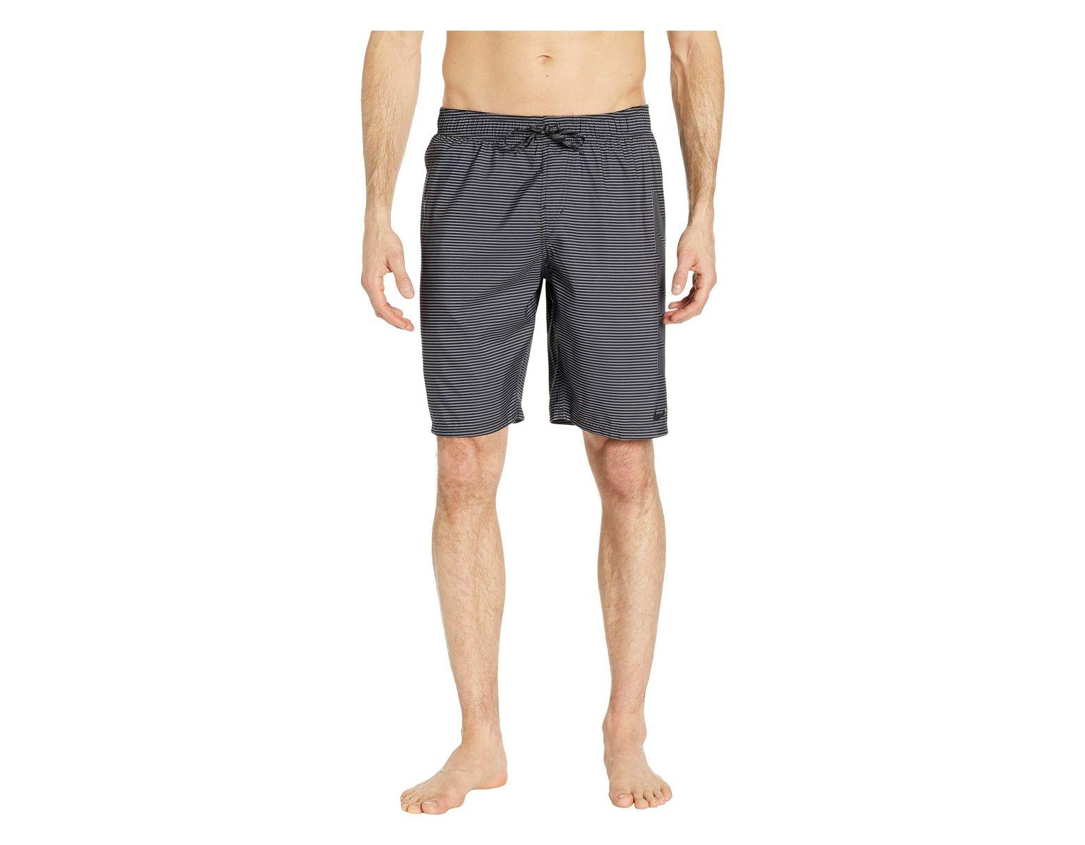 31322e2b076e9 Nike 9 Line Break Breaker Volley Shorts in Black for Men - Lyst