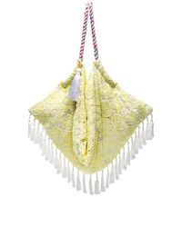 6 Shore Road By Pooja - Yellow Sunset Beach Bag - Lyst