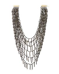 Rosantica | Black Montecito Onyx Necklace | Lyst