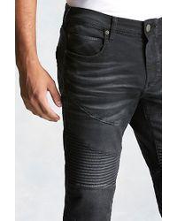True Religion | Black Rocco Active Moto Mens Pant for Men | Lyst