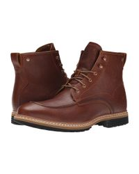"Timberland Brown West Haven 6"" Waterproof Boots for men"