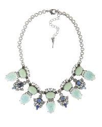 Ziba | Blue Luana Necklace | Lyst