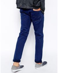 ASOS - Slim Jeans In Blue for Men - Lyst
