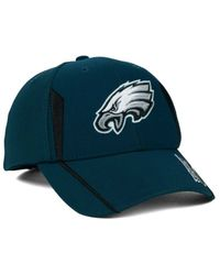 47 Brand - Green '47 Philadelphia Eagles Arc Mvp Adjustable Cap for Men - Lyst