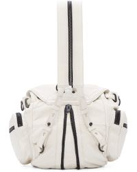 Alexander Wang | Natural 'mini Marti' Leather Backpack | Lyst