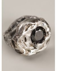 Alice Waese | Metallic Terra Ring | Lyst