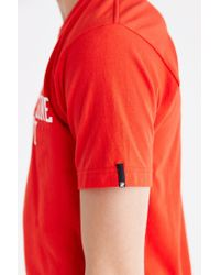Undefeated - Cincinnati Big Red Machine Tee for Men - Lyst