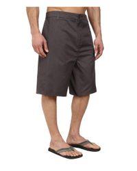 Rip Curl - Gray Constant Walkshorts for Men - Lyst