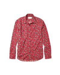 Denim & Supply Ralph Lauren - Multicolor Mara Floral Cotton Workshirt for Men - Lyst