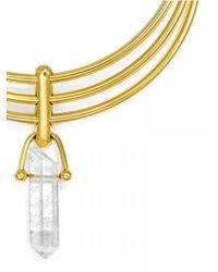 BaubleBar - Metallic Occult Collar - Lyst