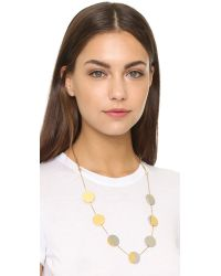 Madewell | Metallic Moodshade Necklace | Lyst