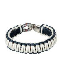 Miansai - White Bracelet - Lyst