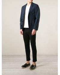 JOSEPH | Blue Two Button Blazer for Men | Lyst