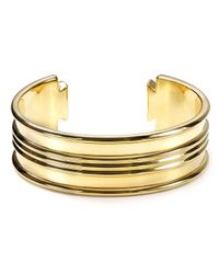 House of Harlow 1960 | Metallic 1960 Contemporary Cuff | Lyst