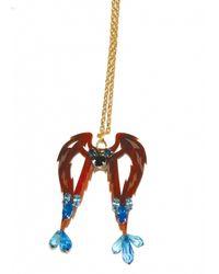 Matthew Williamson | Metallic Virgo Pendant Necklace | Lyst