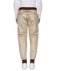 Band of Outsiders - Metallic Casual Trouser for Men - Lyst