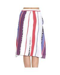 Iceberg - Multicolor Skirt - Lyst