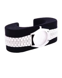 Maison Margiela | Blue Watch Detail Cuff | Lyst