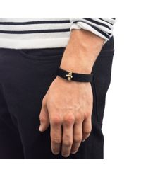 Lulu Frost - Black George Frost Bond Bracelet for Men - Lyst