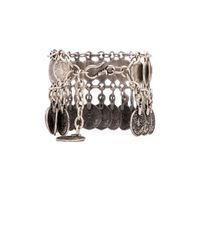 Natalie B. Jewelry | Metallic Nomad Anklet | Lyst