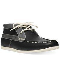 Steve Madden - Black Madden Shoes Grail Chukka Boots for Men - Lyst