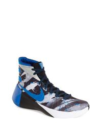 Nike | Gray 'hyperdunk 2015 Prm' Basketball Shoe for Men | Lyst