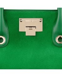 Jimmy Choo | Green Riley | Lyst