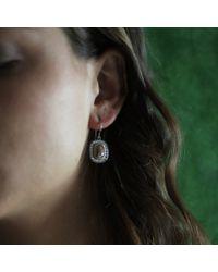 Todd Reed | White Fancy Diamond Drop Earrings | Lyst