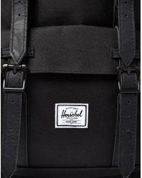 Herschel Supply Co. - Supply Co. Little America - Black for Men - Lyst