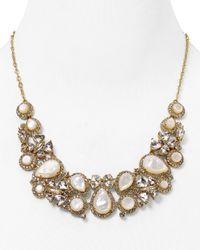 kate spade new york | Metallic Butter Up Necklace, 17"