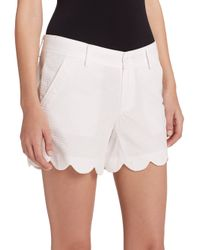 Lilly Pulitzer - Natural Buttercup Shorts - Lyst