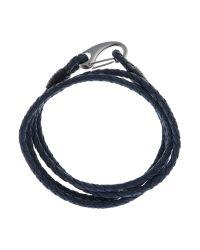 Ted Baker   Blue Double Wrap Bracelet for Men   Lyst