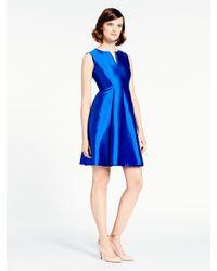 Kate Spade | Blue Charleen Dress | Lyst