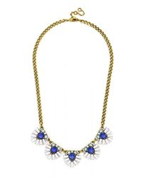 BaubleBar | Blue On The Wing Collar | Lyst
