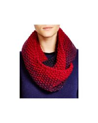 Genie by Eugenia Kim | Red Dakota Infinity Cowl Scarf | Lyst